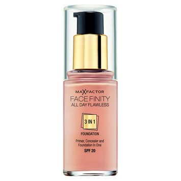 Max Factor All Day Flawless 3 in 1 Foundation Natural