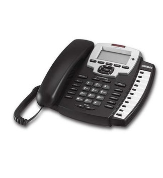 Cortelco Multi-Feature Corded Speaker Telephone - ITT-9125