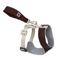 Doggles Mutt GearTM Dog Harness Size: XS, Color: Brown and Tan