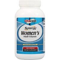 Vitacost Brand Vitacost Synergy Women's Multi-Vitamin -- 240 Capsules