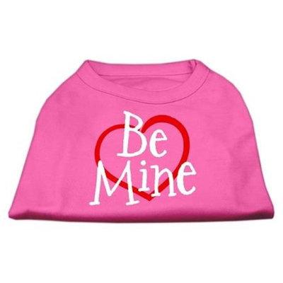 Mirage Pet Products 5153 XXXLBPK Be Mine Screen Print Shirt Bright Pink XXXL 20