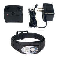 High Tech Pet Static Pet Fence Receiver Collar RX-10 KIT