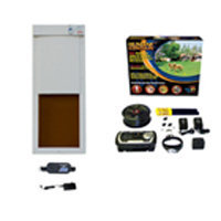 High Tech Pet Products, Inc. High Tech Pet Power Door Plus Dog Electric Fence