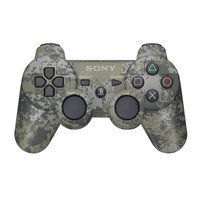 Sony PS3 DualShock 3 Wireless Controller 99000 - Urban Camouflage