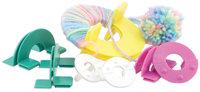 Susan Bates Easy Wrap Pom Pom Maker