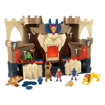 Fisher-Price Imaginext Castle Lion's Den Playset