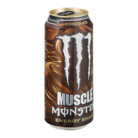 Monster Energy Shake Muscle Chocolate