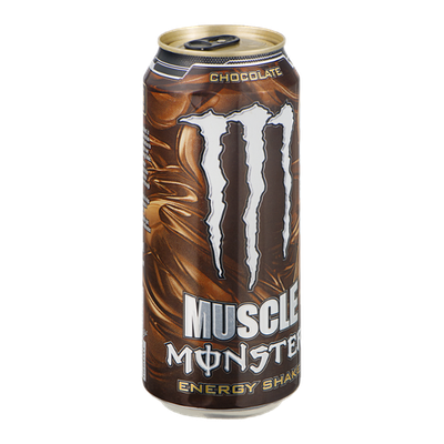 Monster Energy Shake Muscle Chocolate