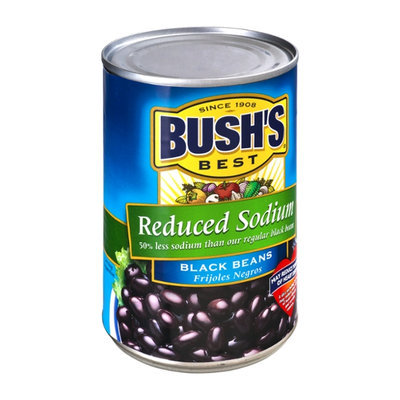 Bush's Reduced Sodium Black Beans