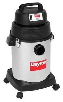 DAYTON 22XJ51 Wet/Dry Vacuum,2 HP,6 gal,120V