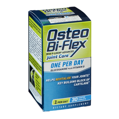 Osteo Bi-Flex Joint Care Dietary Supplements with 5-Loxin Advanced - 30 CT