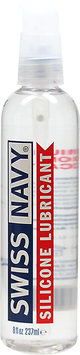 MD Science Lab - Swiss Navy Silicone Lubricant - 8 oz.