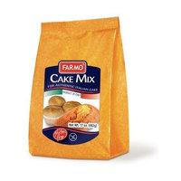Farmo Gluten Free Cake Mix, 17-Ounce (Pack of 4)