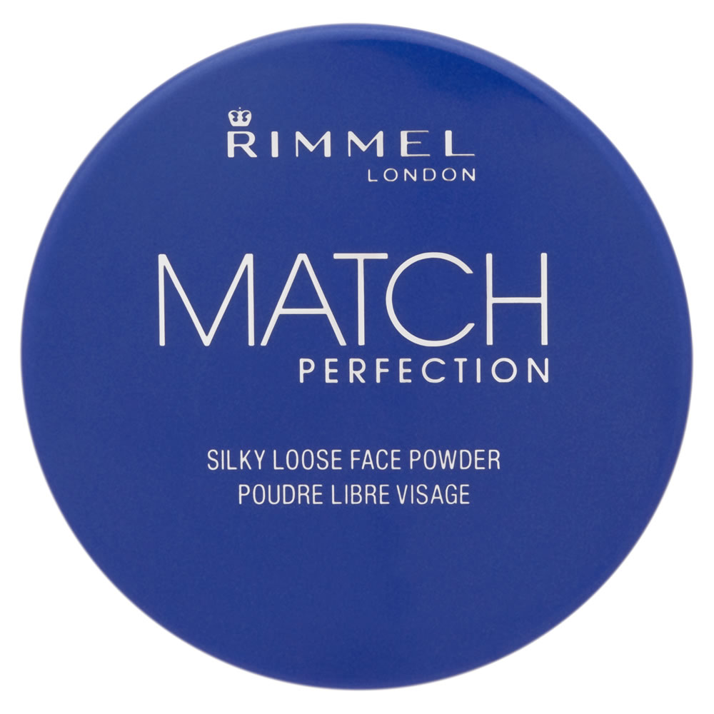 Rimmel London Match Perfection Loose Transparent Powder