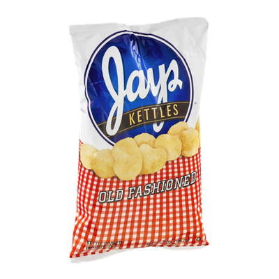 Jays Kettles Old Fashioned Potato Chips