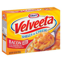 Kraft Bacon Velveeta Shells and Cheese 10.3oz