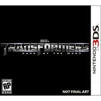 Activision Transformers: Dark of the Moon -- Autobots (Nintendo DS)