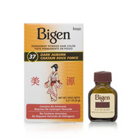 Bigen Permanent Powder Hair Color 37 Dark Auburn