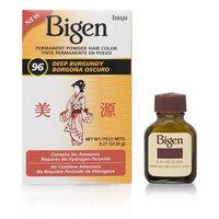 Bigen Permanent Powder Hair Color 96 Deep Burgundy