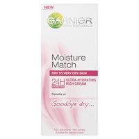 Garnier Skin naturals Daily Rich Moisturiser 50ml
