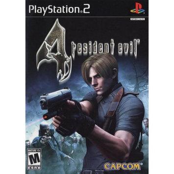 Resident Evil 4 Playstation 2 Game CAPCOM