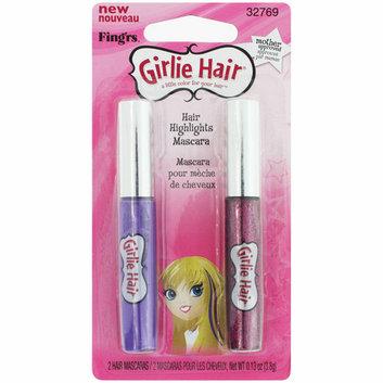 Fing'rs Girlie Hair Hair Highlights Mascara