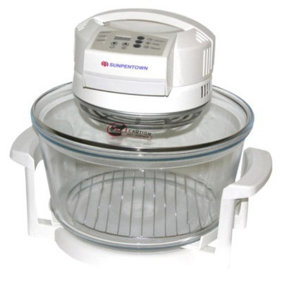 Sunpentown Digital Turbo Oven with Convection - 1.2 L (SO-2002)