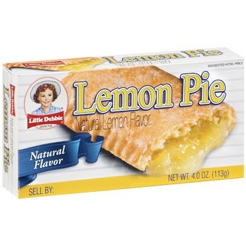 Little Debbie Snacks Little Debbie Lemon Pie, 4 oz