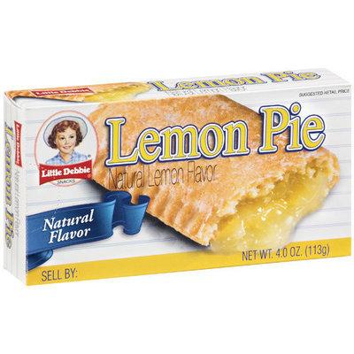 Little Debbie Snacks Little Debbie Lemon Pie, 4 oz