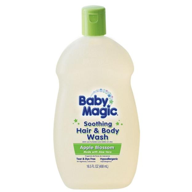 Baby Magic Hair & Body Wash