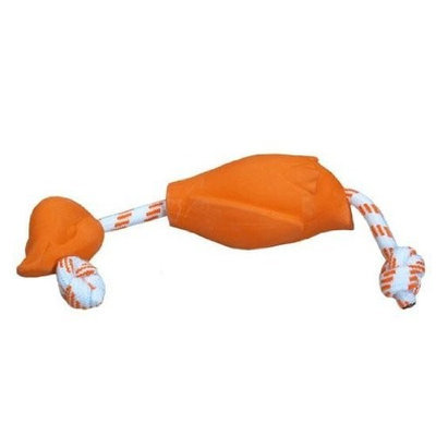 JW Pet Company Duck Dummies Dog Toy, Small (Colors Vary)