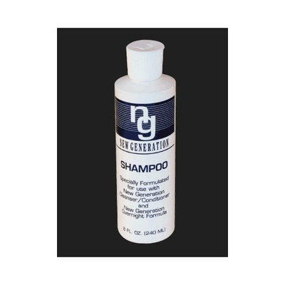 New Generation Generation Original Formula Shampoo - 8oz - Helps to Control Hair Loss and Thinning Hair
