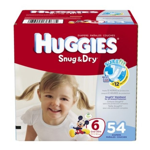 Huggies  Natural Baby Care Wipes