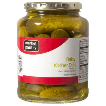 market pantry Market Pantry Baby Kosher-Dill Pickles