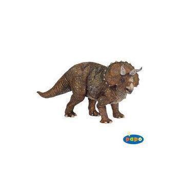 Papo 55002 Triceratops Toy Dinosaur Figurine