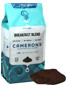 Cameron's Coffee 12-oz. Ground Coffee, Breakfast Blend