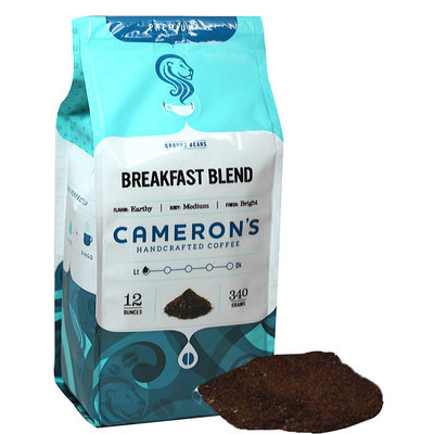 Cameron's Coffee 12-oz. Ground Coffee, Breakfast Blend