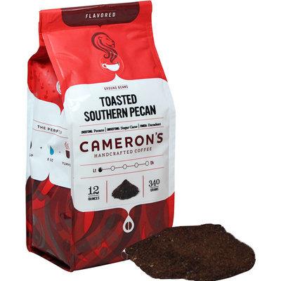 Cameron's Toasted Southern Pecan Ground Coffee-12 oz-Ground
