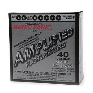 Manic Panic 40 Volume Cream Developer Complete Maximum Hair Lightening Kit