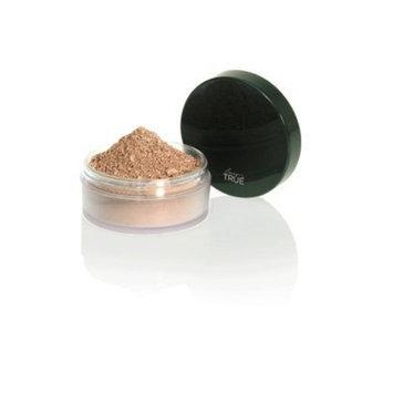 beingTRUE beingTRUE Protective Mineral Foundation SPF 17 Powder - Tan #1, .38 fl oz