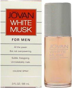 Jovan White Musk Cologne Spray 3 Oz by Jovan