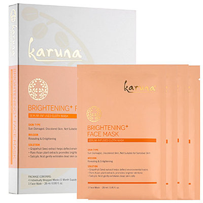 Karuna Brightening Treatment Masks