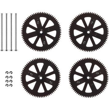 PARROT 070047AA Gears Shafts, Set of 4