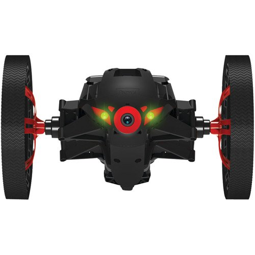 Parrot Minidrone Jumping Sumo Insectoid - Black, Black