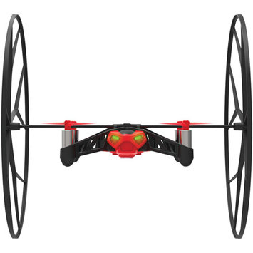 Parrot MiniDrone Rolling Spider - Red by Parrot