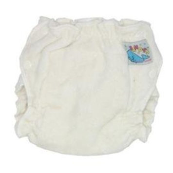 Mother-Ease Sandy's Cloth Diaper - Bamboo - Large (20-35 lbs)