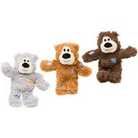 Kong Wild Knots Small-Medium Bear NKR3