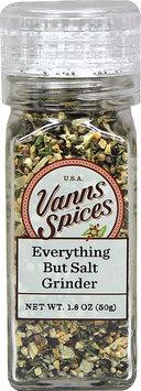Vanns Everything But Salt Grinder-1.8 oz Grinder