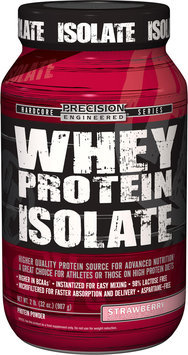 Myology Whey Protein Isolate Strawberry-2 lbs-Strawberry-Powder