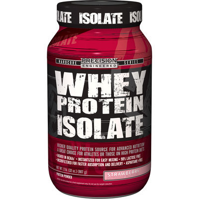 Myology Whey Protein Isolate Strawberry-2 lbs-Strawberry-Powder